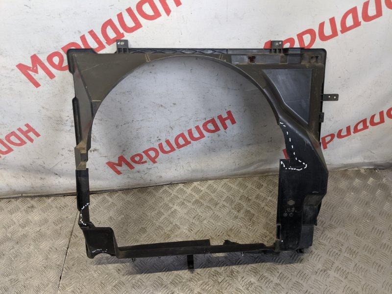 Диффузор вентилятора Nissan Navara D40 2.5 2008 (б/у)