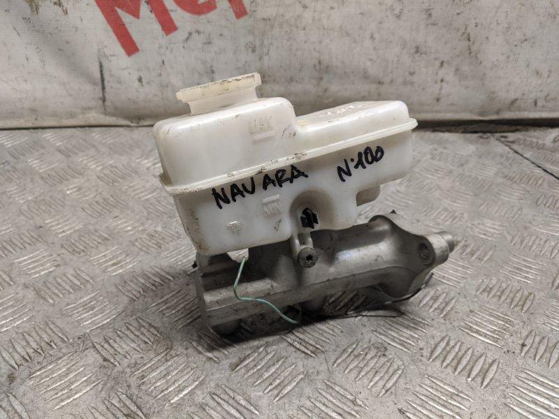 Цилиндр тормозной главный Nissan Navara D40 2.5 2008 (б/у)
