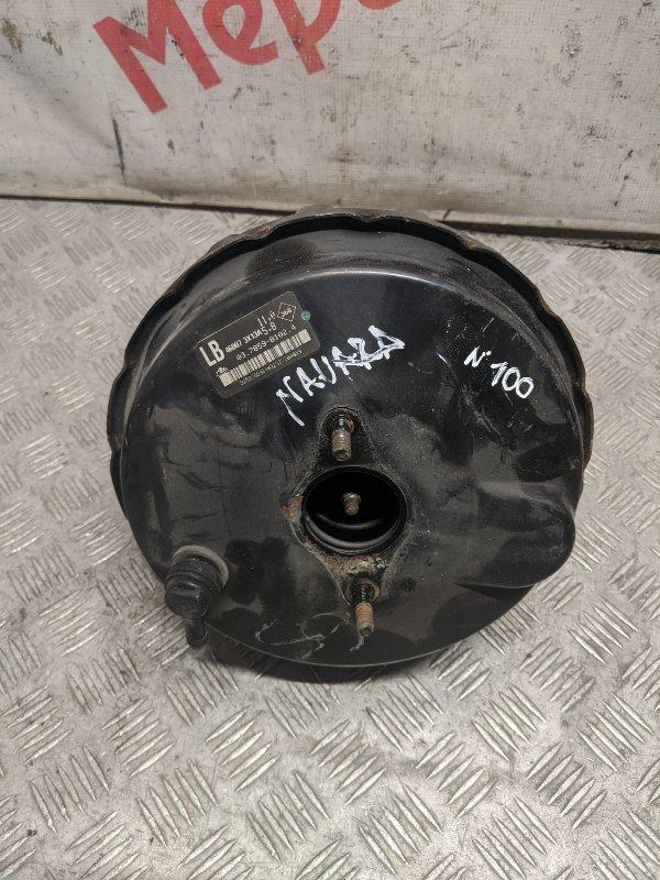 Усилитель тормозов вакуумный Nissan Navara D40 2.5 2008 (б/у)
