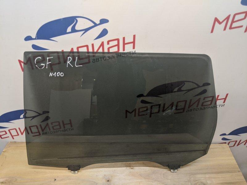 Стекло двери задней левой Mitsubishi Outlander GF 2.0 2016 (б/у)