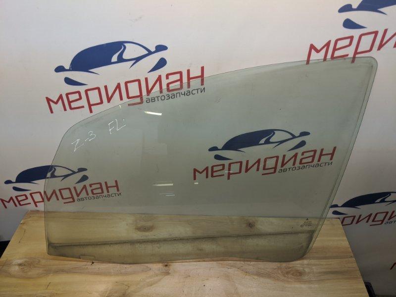 Стекло двери передней левой Mitsubishi Colt Z3 1.5 2004 (б/у)