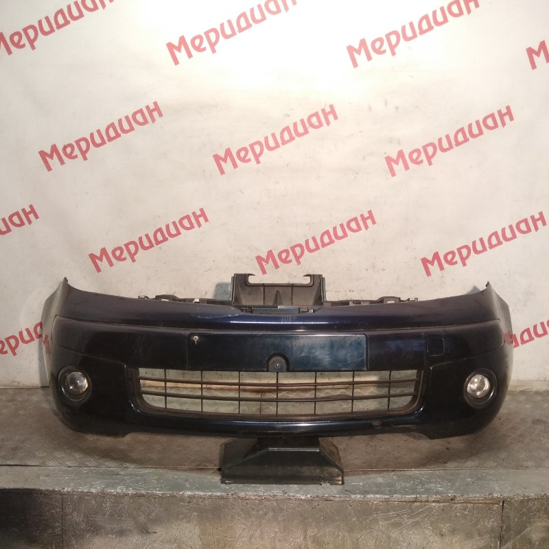 Бампер передний Nissan Note E11 2007 (б/у)