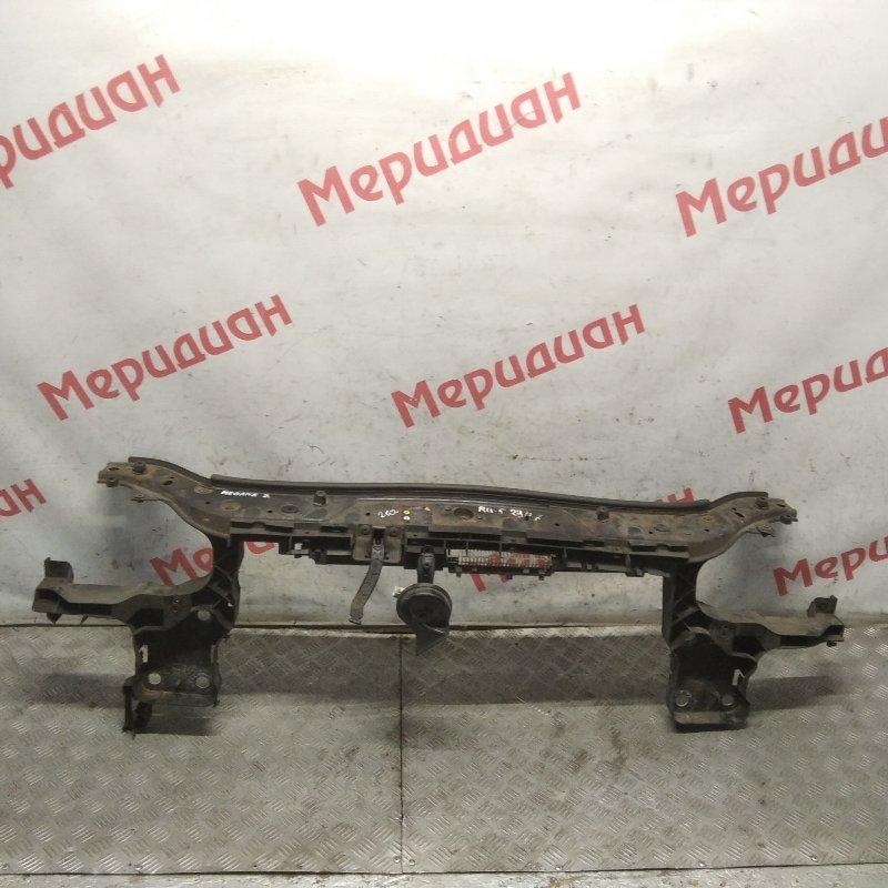 Панель передняя Renault Megane II 2006 (б/у)