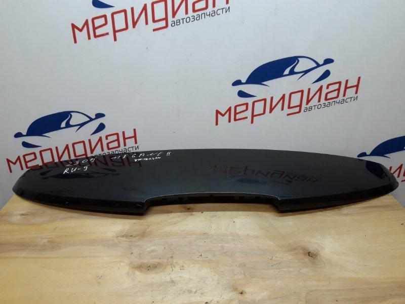Спойлер (дефлектор) багажника Renault Megane II 2008 (б/у)