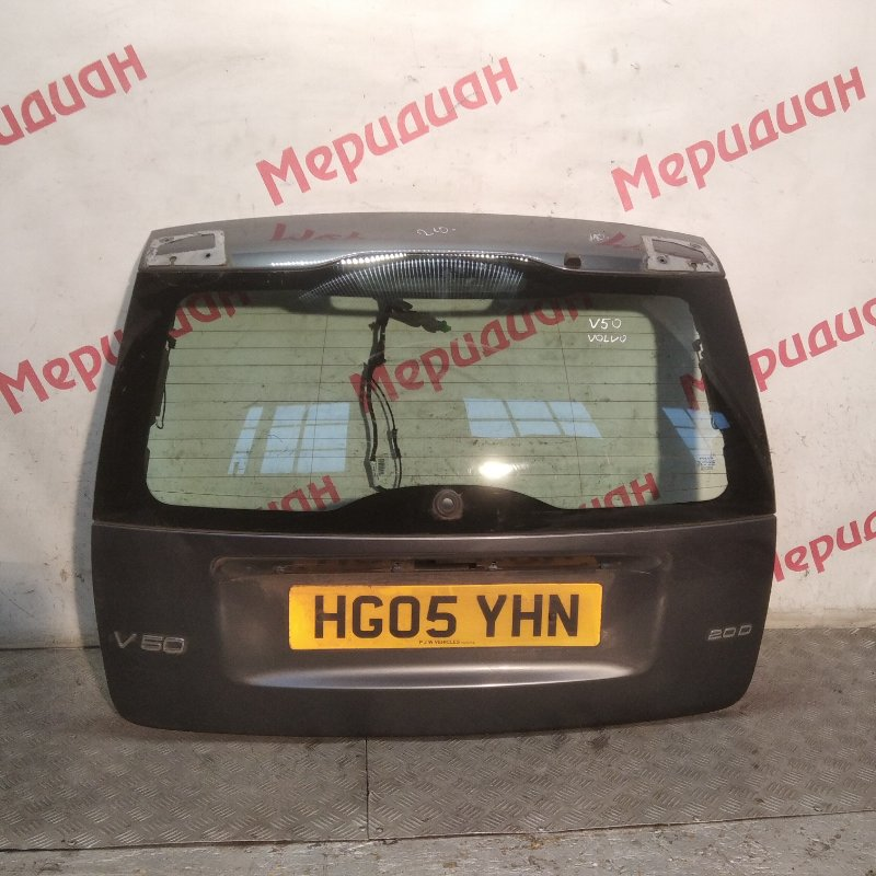 Дверь багажника Volvo V50 2005 (б/у)