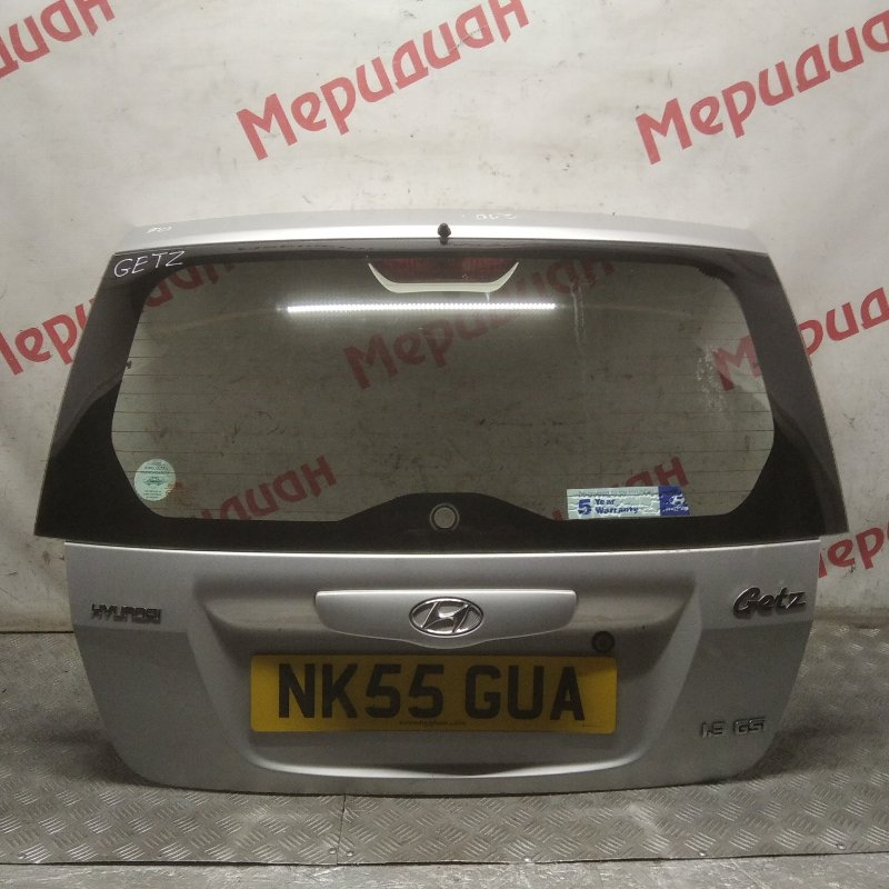 Дверь багажника Hyundai Getz 2008 (б/у)