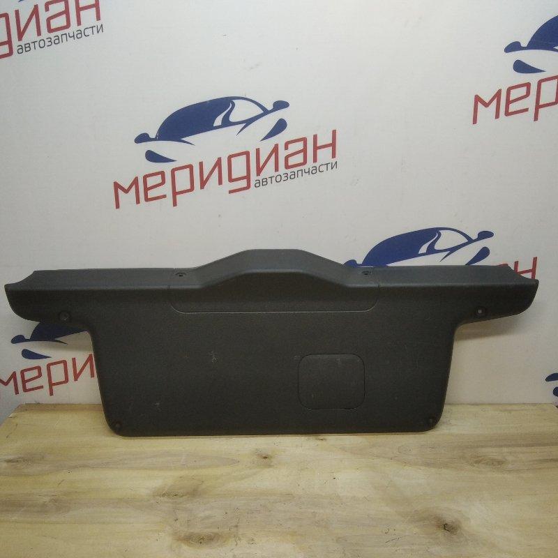 Обшивка двери багажника Hyundai Getz 2008 (б/у)