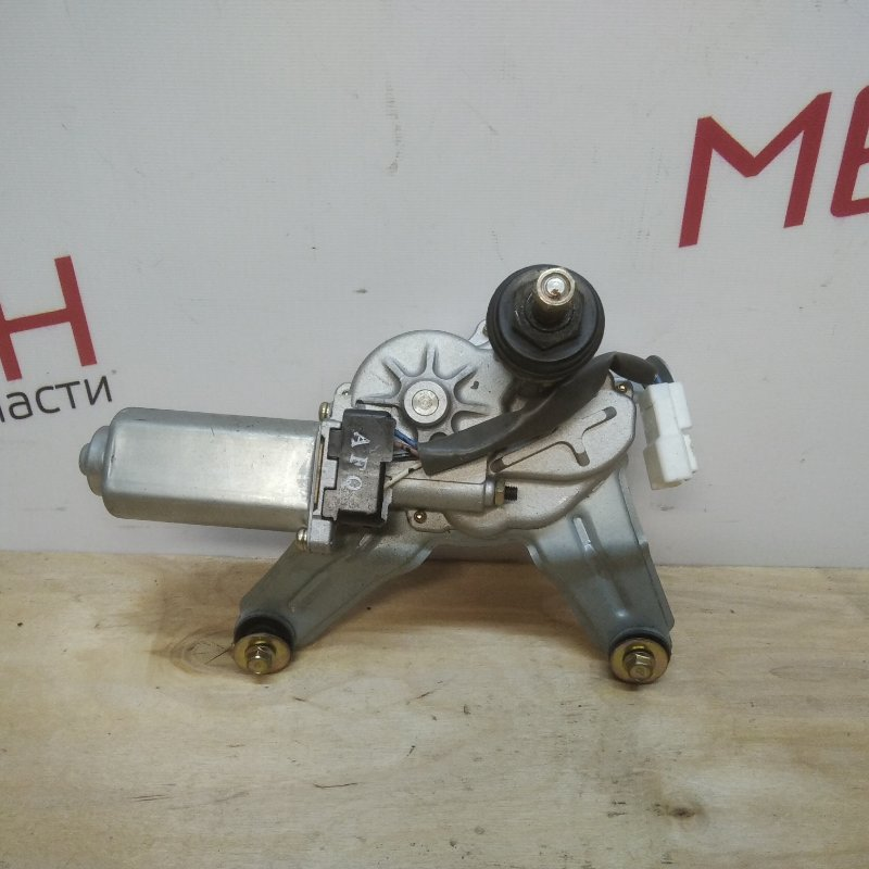 Моторчик стеклоочистителя задний Hyundai Getz 2008 (б/у)