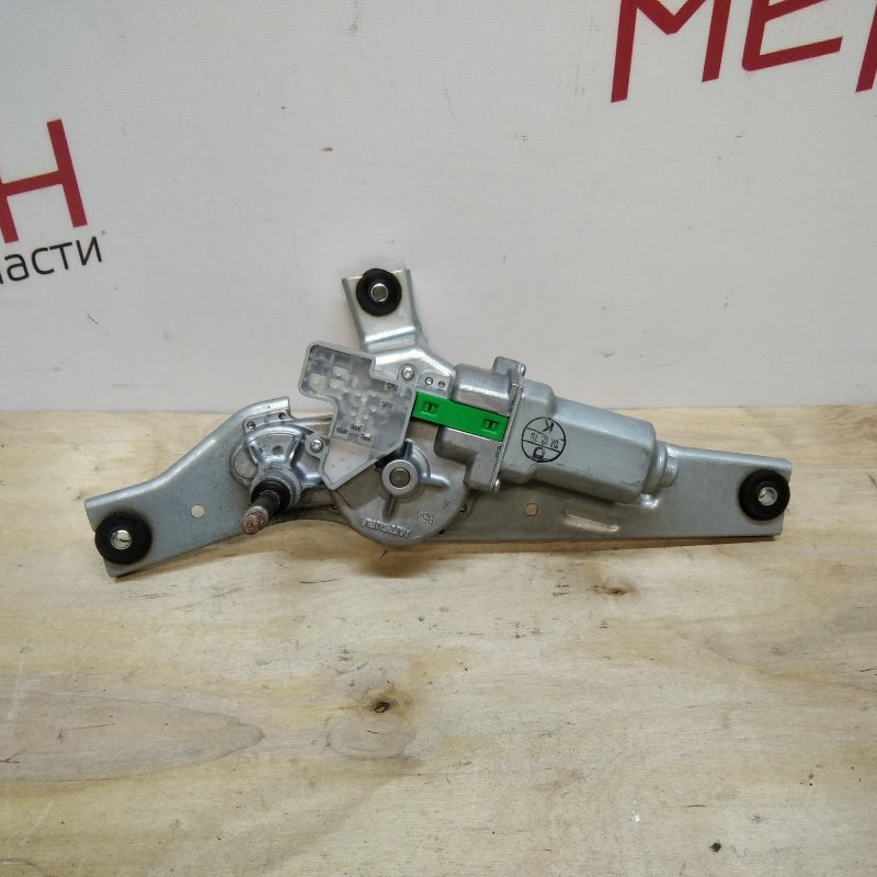 Моторчик стеклоочистителя задний Nissan Note E11 2008 (б/у)