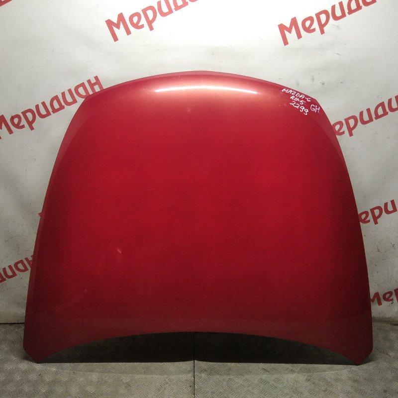 Капот Mazda 6 GH 2009 (б/у)