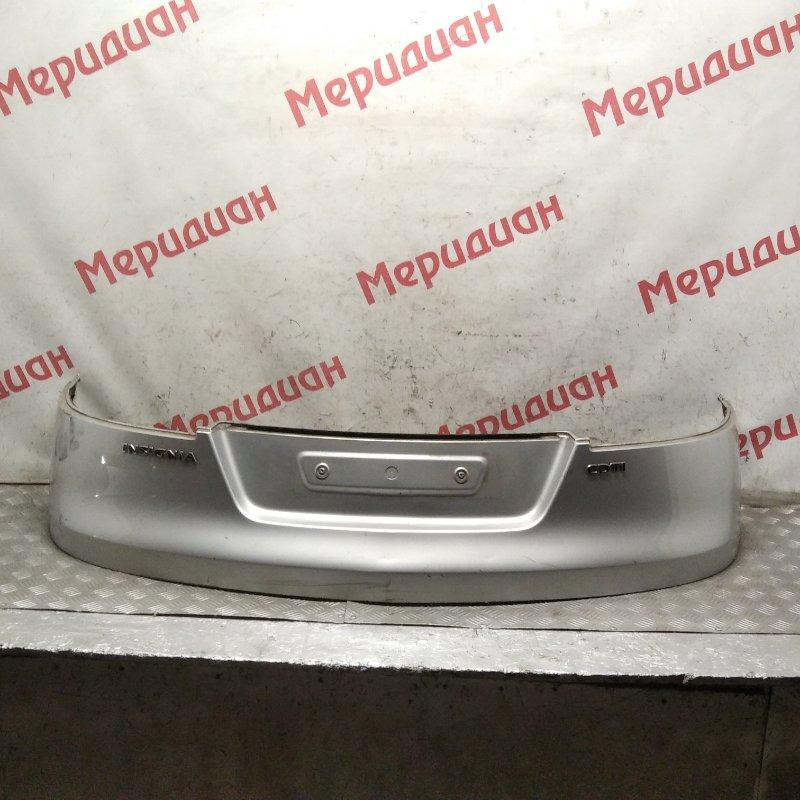 Накладка двери багажника Opel Insignia 2010 (б/у)