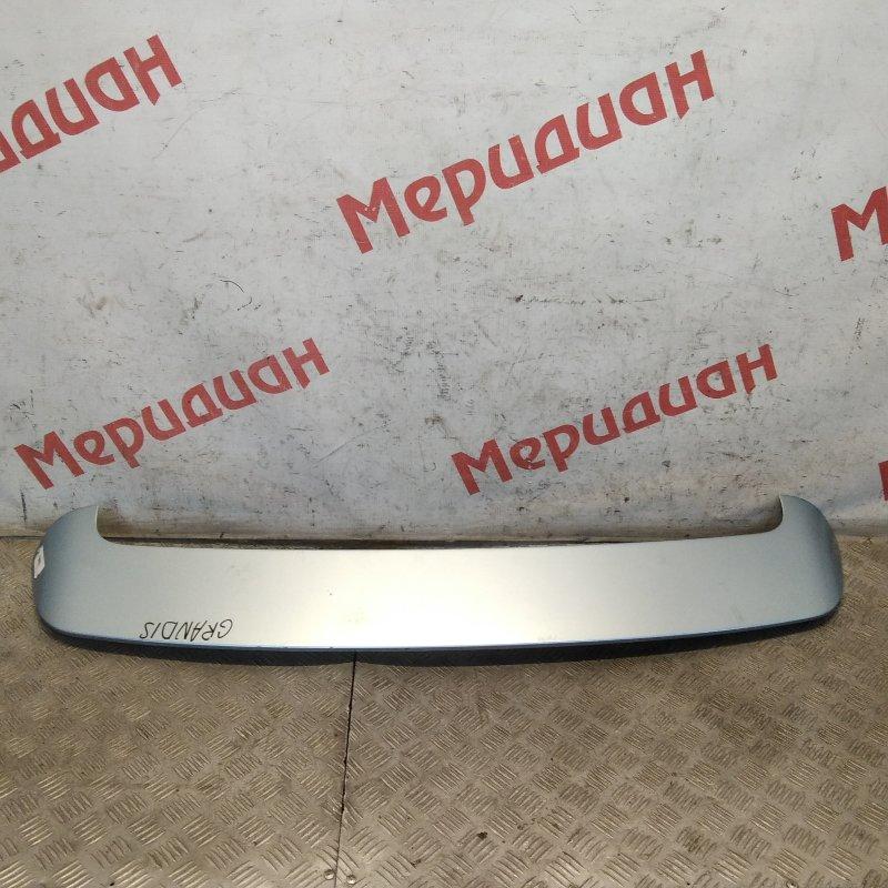 Спойлер (дефлектор) багажника Mitsubishi Grandis NA 2006 (б/у)