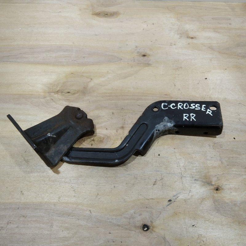 Петля двери багажника нижней правая Citroen C-Crosser 2010 (б/у)