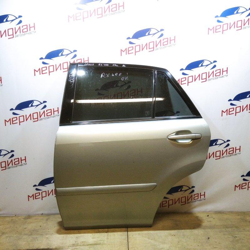 Дверь задняя левая Lexus Rx XU30 2007 (б/у)