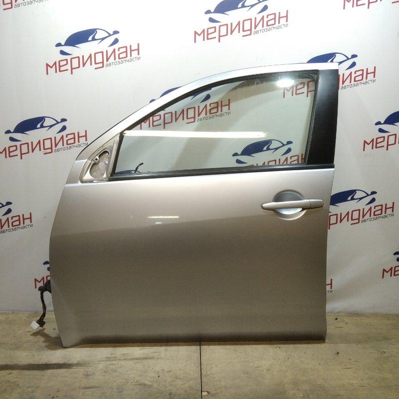 Дверь передняя левая Peugeot 4007 2011 (б/у)