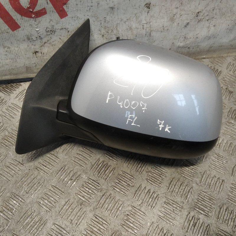 Зеркало левое электрическое Peugeot 4007 2011 (б/у)