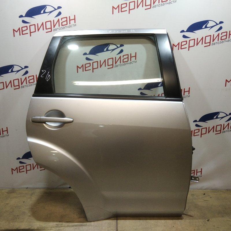 Дверь задняя правая Peugeot 4007 2011 (б/у)