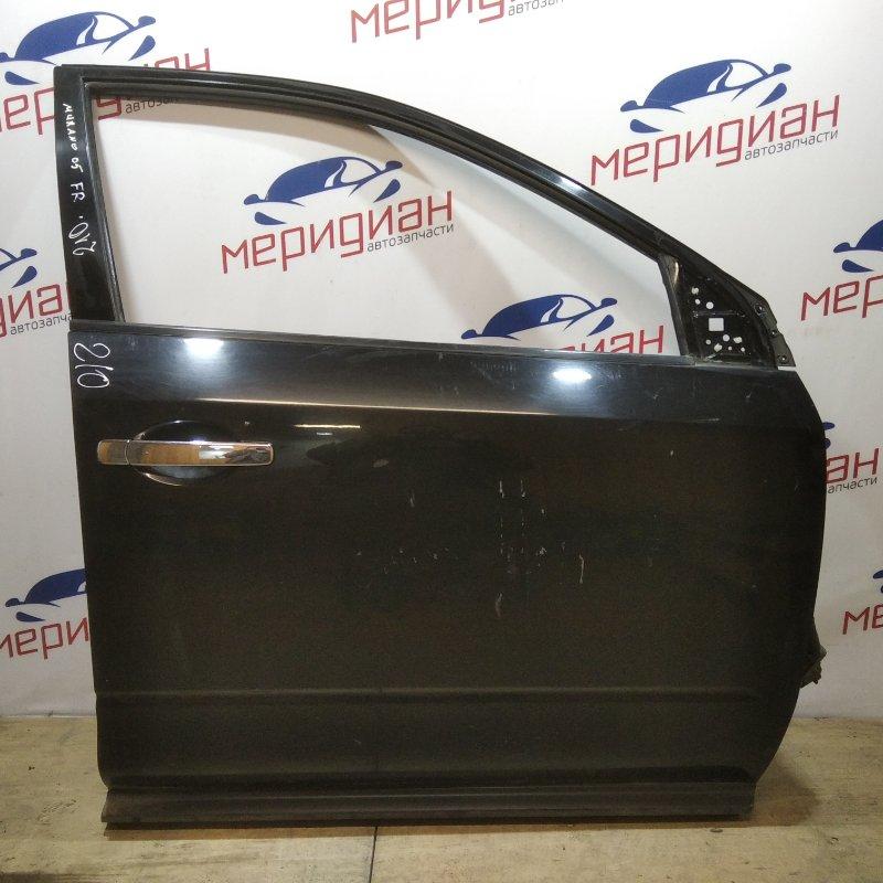 Дверь передняя правая Nissan Murano 2005 (б/у)