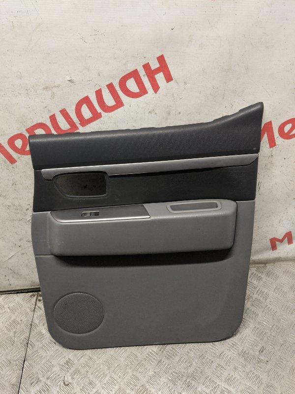 Обшивка двери задней правой Ford Ranger II 2.5 2009 (б/у)