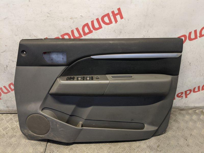 Обшивка двери передней правой Ford Ranger II 2.5 2009 (б/у)