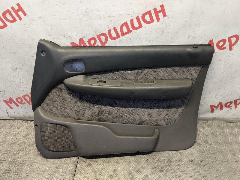 Обшивка двери передней правой Mazda B2500 UN 2.5 2005 (б/у)