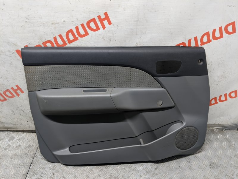 Обшивка двери передней левой Mazda Bt50 I 2.5 2009 (б/у)