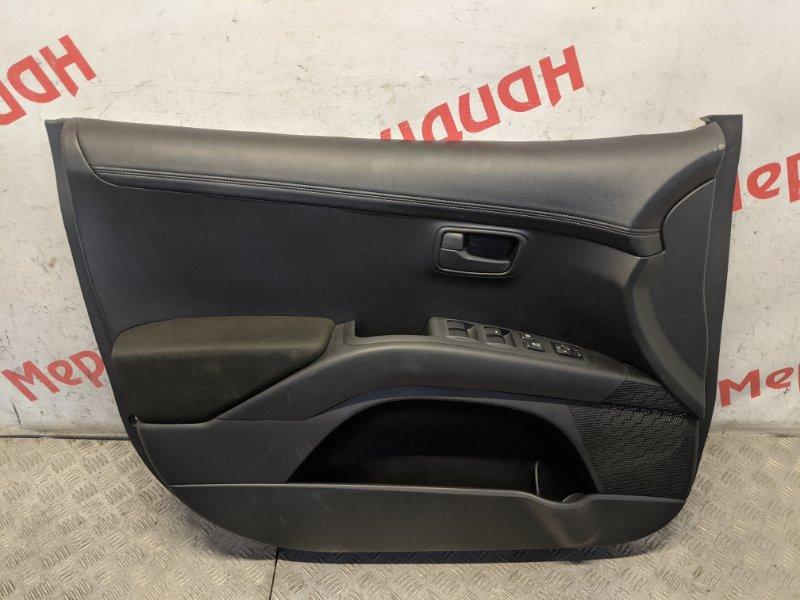 Обшивка двери передней левой Peugeot 4007 CW 2.4 2009 (б/у)