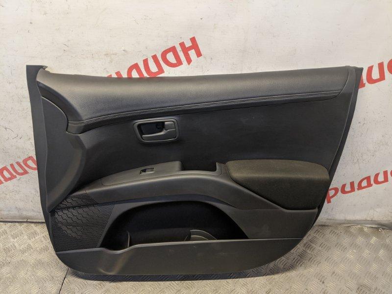 Обшивка двери передней правой Peugeot 4007 CW 2.4 2009 (б/у)
