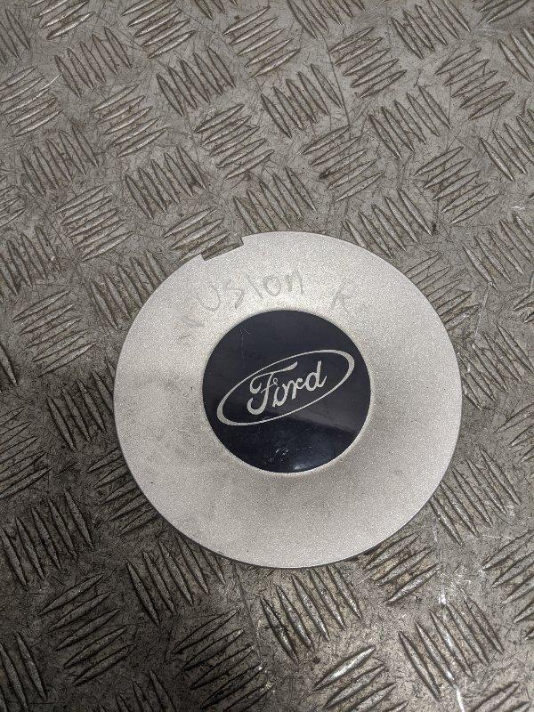 Колпак декоративный легкосплавного диска Ford Fusion I 1.6 2008 (б/у)