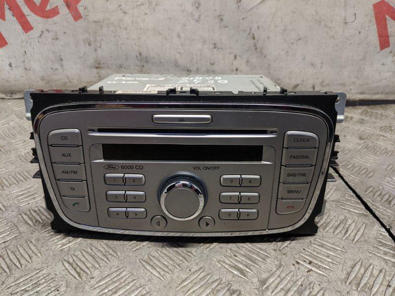 Магнитола Ford Focus II 1.8 2009 (б/у)