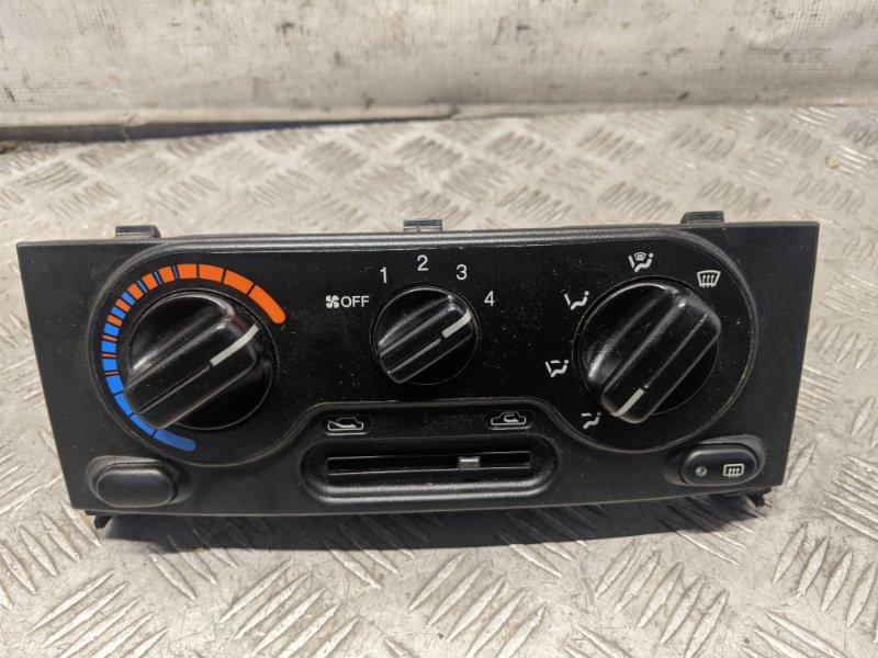 Блок управления отопителем Chevrolet Lanos 1.5 2008 (б/у)