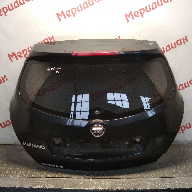 Дверь багажника Nissan Murano Z50 2007 (б/у)