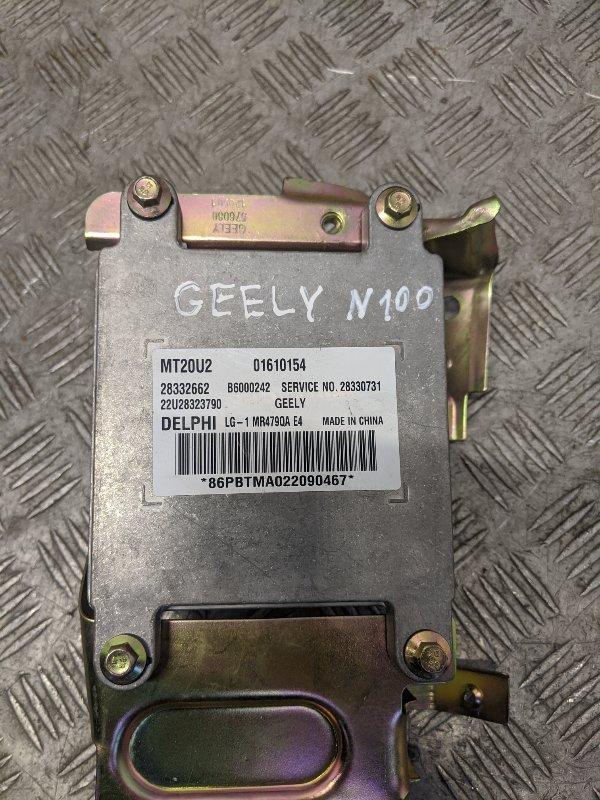 Блок управления двигателем Geely Mk Cross 2014 (б/у)