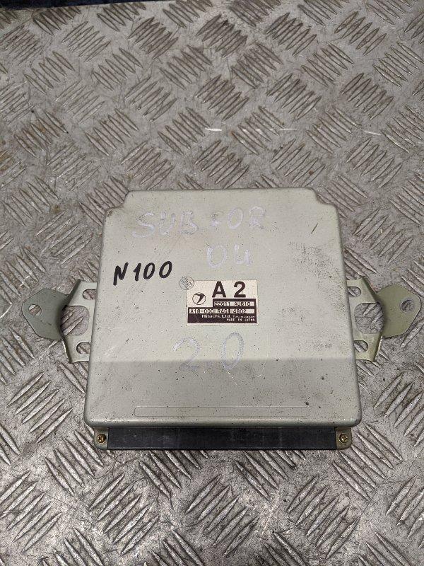 Блок управления двигателем Subaru Forester S11 2004 (б/у)
