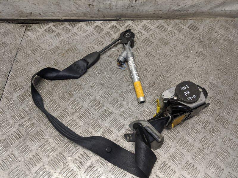 Ремень безопасности с пиропатроном передний правый Peugeot 4007 2010 (б/у)
