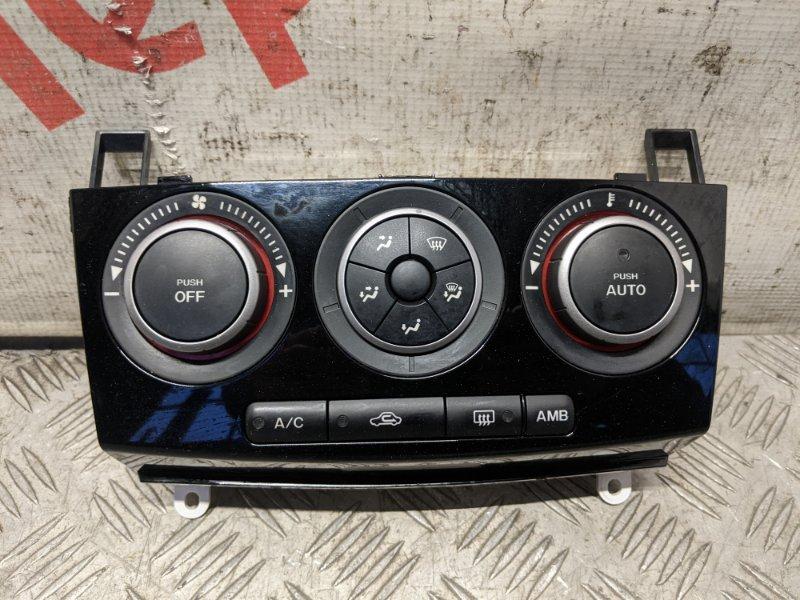 Блок управления климат-контролем Mazda 3 BK 2006 (б/у)