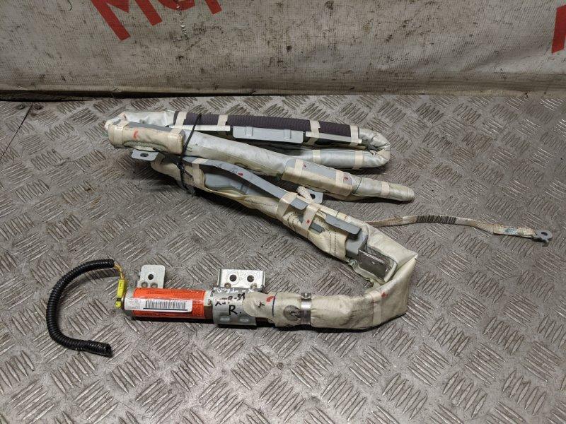 Подушка безопасности боковая (шторка) правая Nissan X-Trail T31 2008 (б/у)