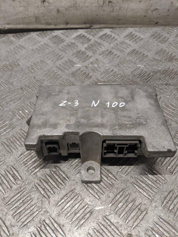 Блок управления электроусилителем руля Mitsubishi Colt Z3 2006 (б/у)