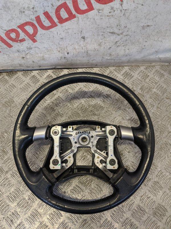 Рулевое колесо без airbag Mitsubishi Grandis NA 2006 (б/у)