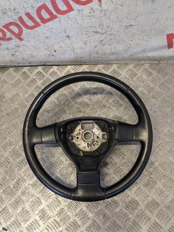 Рулевое колесо без airbag Volkswagen Passat B6 2007 (б/у)