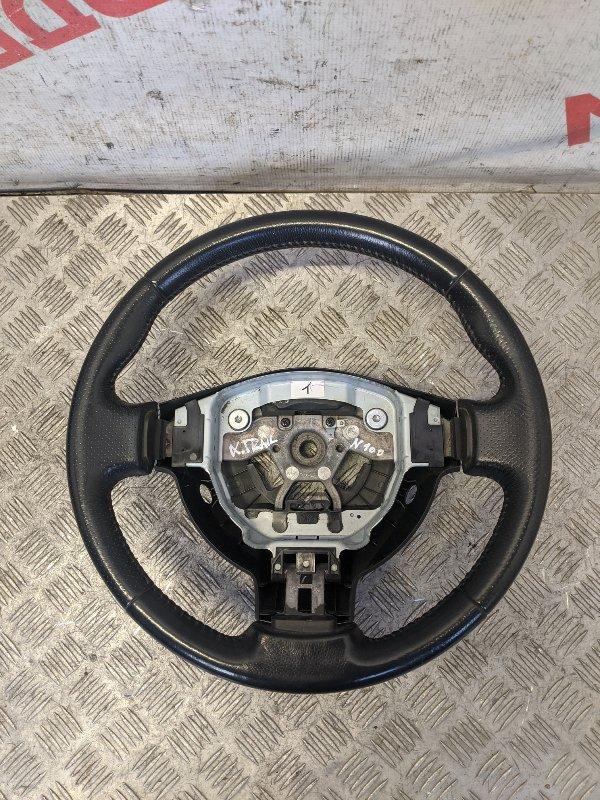 Рулевое колесо без airbag Nissan X-Trail T31 2008 (б/у)
