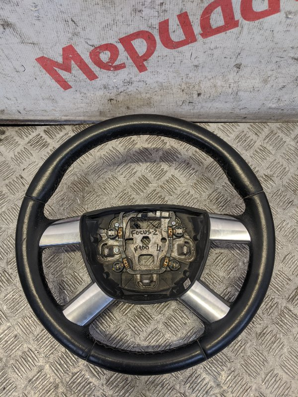 Рулевое колесо без airbag Ford Focus II 2009 (б/у)
