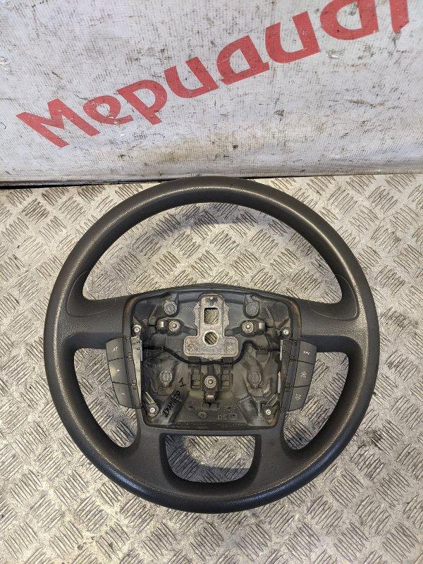Рулевое колесо без airbag Citroen Jumper 250 2009 (б/у)