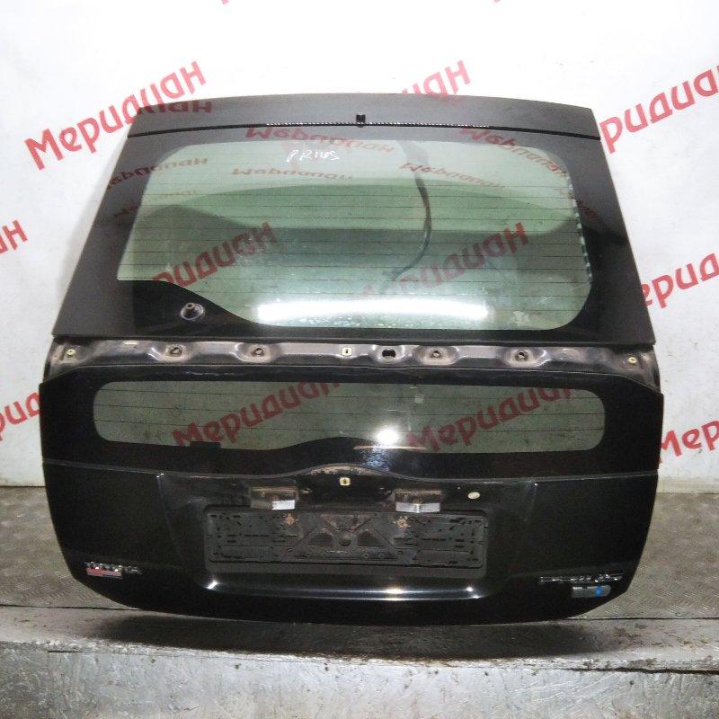 Дверь багажника Toyota Prius XW20 2007 (б/у)