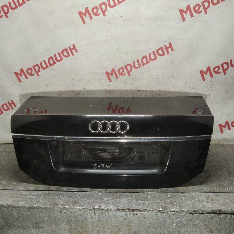 Крышка багажника Audi A6 C6 2007 (б/у)