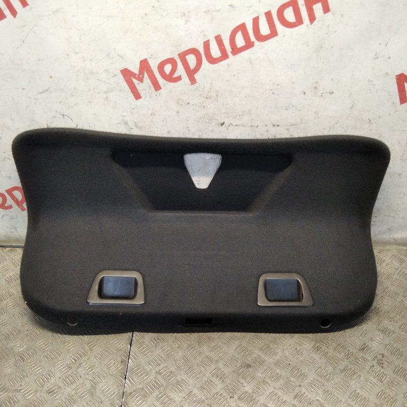 Обшивка крышки багажника Audi A6 C6 2007 (б/у)