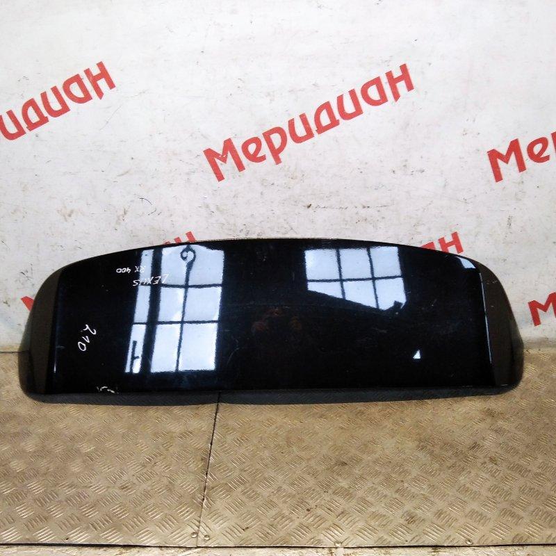 Спойлер (дефлектор) багажника Lexus Rx XU30 2006 (б/у)