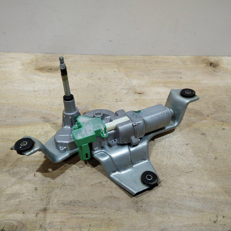 Моторчик стеклоочистителя Peugeot 4007 2012 (б/у)