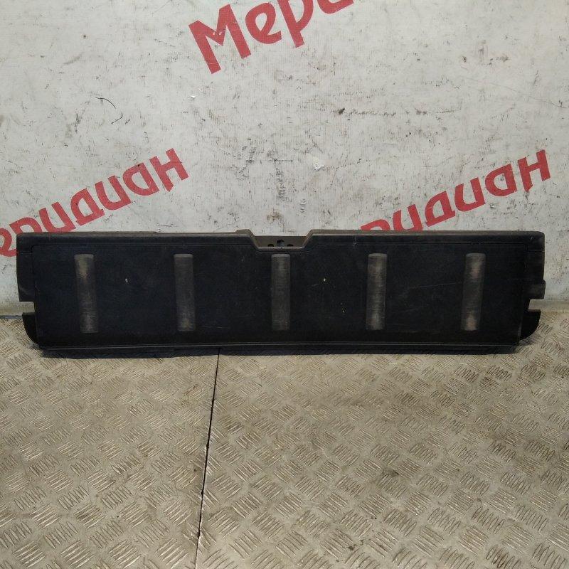 Обшивка двери багажника нижняя Peugeot 4007 2011 (б/у)