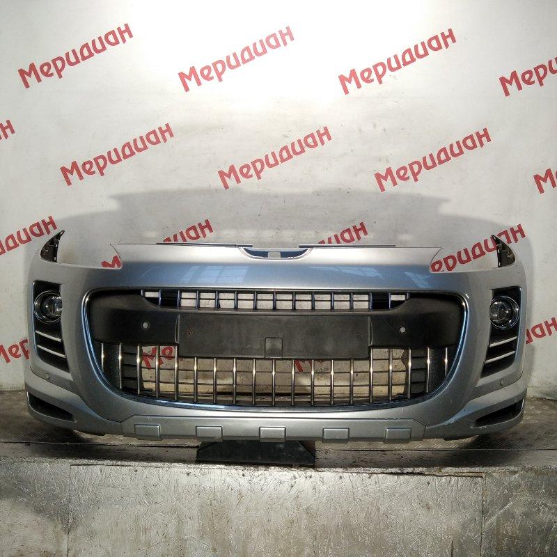 Бампер передний Peugeot 4007 2011 (б/у)